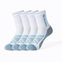Columbia 哥伦比亚 LU0405 男女通用户外运动袜 2双装