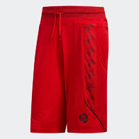 adidas 阿迪达斯 ROSE罗斯 EJ7433 男子运动短裤