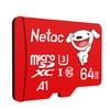 Netac 朗科 P500 京东联名版 Micro-SD存储卡 64GB(UHS-I、U1、A1)