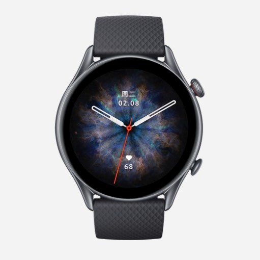 AMAZFIT 跃我 GTR 3 Pro 智能手表