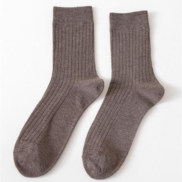 男士中筒长袜 10双装