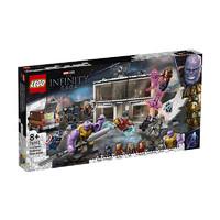 LEGO 乐高 漫威超级英雄系列 76192 复仇者联盟终局之战