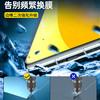 闪魔 适用于华为P40钢化膜p40抗蓝光防爆防指纹高清手机玻璃保护贴膜