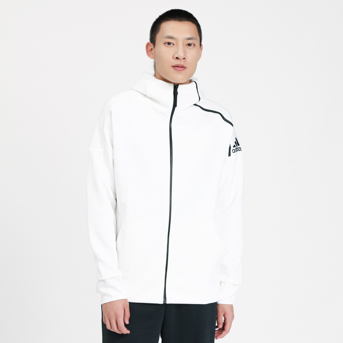 adidas 阿迪达斯 CY9903  男士运动夹克