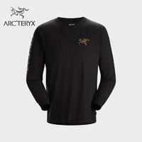 ARC'TERYX 始祖鸟 DOWNWORD LS  男子棉质长袖T恤