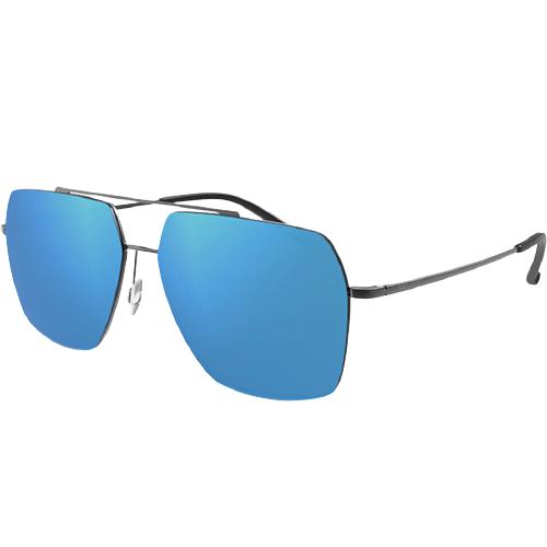 PROSUN 保圣 男女款太阳镜 PS025D11 亮深枪框蓝片