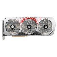 GALAXY 影驰 星曜系列 GeForce RTX 3070Ti 超频永劫无间版 显卡 8GB 白色