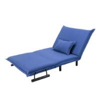 oulaiteman 欧莱特曼 多功能折叠床 藏青色 100cm