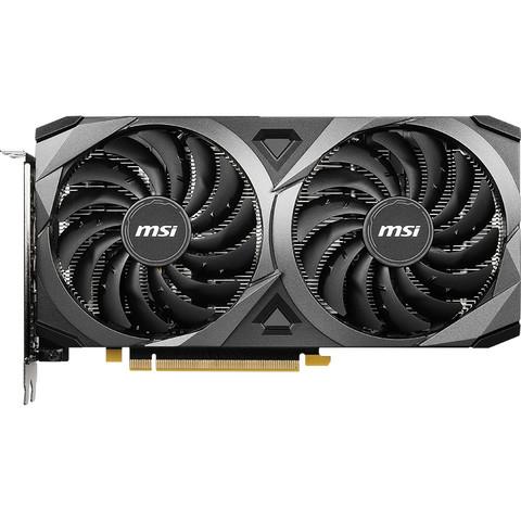 MSI 微星 GeForce RTX 3060 Ti VENTUS 2X 8G OCV1 LHR