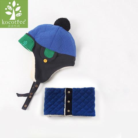 88VIP:kocotree kk树 加绒保暖护耳雷锋帽