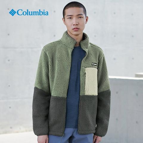 Columbia 哥伦比亚 AE0790 男子抓绒衣