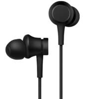 MI 小米 入耳式耳机 黑色 3.5mm