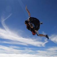 海南万宁神州半岛4000米海上跳伞