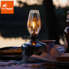 火枫玲珑琉璃气罐灯氛围营地照明户外露营超长续航便携装饰玻璃灯