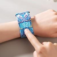 故宫文化 紫禁游龙纸手表 纸质防水黑科技 智能手表