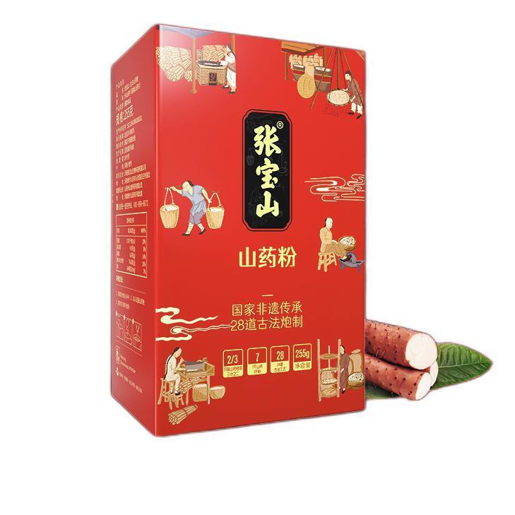 张宝山 山药粉 255g