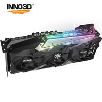 映众(Inno3D)GeForce RTX 3070冰龙超级版LHR 8GB GDDR6 显卡/台式机/游戏/电竞/绘图/设计/AI/独立显卡