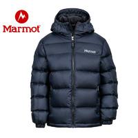 Marmot 土拨鼠 男童运动羽绒服