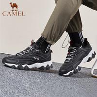 CAMEL 骆驼 情侣老爹鞋透气运动鞋增高厚底爪爪鞋男女休闲鞋