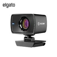 Elgato Facecam全高清1080P60网络摄像头玻璃镜头视频会议电脑直播美商海盗船