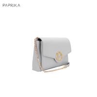 PAPRIKA 包包女2021新款高级感大容量洋气百搭斜挎包女牛皮单肩包