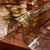 透明康品诺茶几桌布