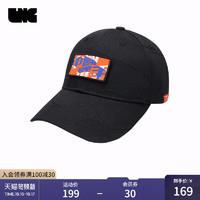 LNG 中国选手李宁联名潮流百搭棒球帽男女同款ins潮牌运动鸭舌帽  均码  标准黑色