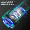 得力 工具车载吸尘器车用无线充电汽车家用手持有线小型车内大功率 车载吸尘器-DL8081