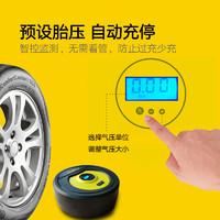 固特异充气泵车载汽车12v小轿车车用轮胎便携式自动打气泵打气筒