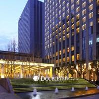 周末不涨价!杭州和达希尔顿逸林酒店 逸林大床房2晚(连住)含双早