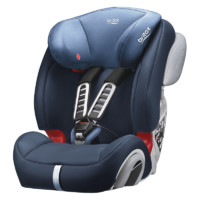Britax 宝得适 汽车儿童安全座椅 9个月-12岁 全能百变王 月光蓝