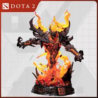PERFECT WORLD 完美世界 DOTA2 1/4 噬魔之王-影魔雕像 TI10典藏纪念