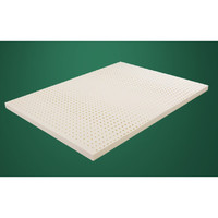 AiDeFuLATEX 爱德福 泰国进口天然乳胶床垫 180*200*5cm 95D硬度