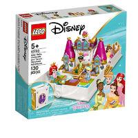 LEGO 乐高 迪士尼系列 43193 蒂安娜的故事书冒险