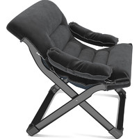XiangQu 享趣 躺椅折叠午休午睡椅折叠靠背便携椅子阳台家用休闲懒人沙发小椅子