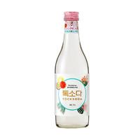 GOODDAY 好天好饮 韩国原瓶进口 水果味 气泡配制酒 5度360ml 单瓶装