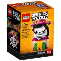 LEGO 乐高 方头仔系列 40492 卡特里娜