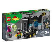 LEGO 乐高 超级英雄系列10919 蝙蝠侠抓捕行动