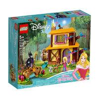 LEGO 乐高 迪士尼系列 43188 爱洛公主的森林小屋