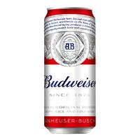 Budweiser 百威 啤酒 450ml*24罐