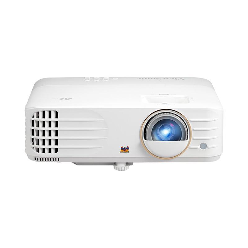 ViewSonic 优派 PX701-4K Pro 家庭影院投影机 白色