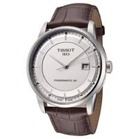 TISSOT 天梭 奢华系列 T0864071603100 男士机械表