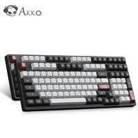 21日14点:Akko 艾酷 AKKO 5108S  机械键盘 快银轴 108键