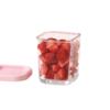 LOCK&LOCK 乐扣乐扣 LLG500MIT 儿童玻璃辅食储存盒 樱花粉 120ml