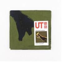 UNIQLO 优衣库 男装/女装 (UT) 艺术家 巴斯奎特 手帕 443131 UNIQLO 46 × 46 cm