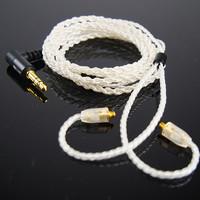 歌德MMCX耳机升级线MB500 600 700 S1 S2 S3  se535 215 315 846大幅提升解析和音质5N无氧铜镀银线