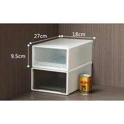 透明收纳箱抽屉式 5L