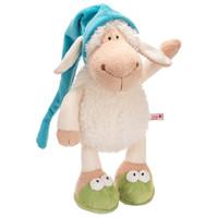 NICI 礼祺 睡帽羊公仔娃娃可爱毛绒玩具