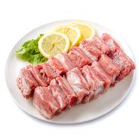 排骨肉猪排骨新鲜土猪多肉排骨4斤