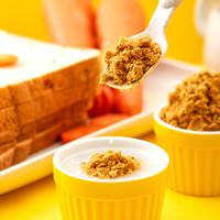 黄金香 中华香酥肉松400g儿童早餐配粥寿司烘焙猪肉老人零食